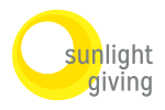The Sunlight Giving Foundation logo