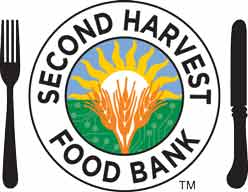 Second Harvest Food Bank of San Mateo and Santa Clara Counties Logo