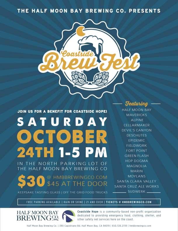 2015 Brewfest Flyer