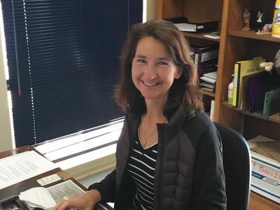 Image of Featured Volunteer Linda Meyer
