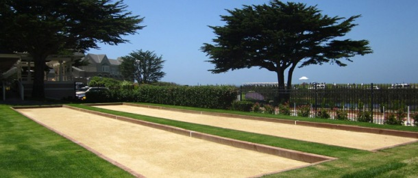 Image of Bocce Courts at Mullins