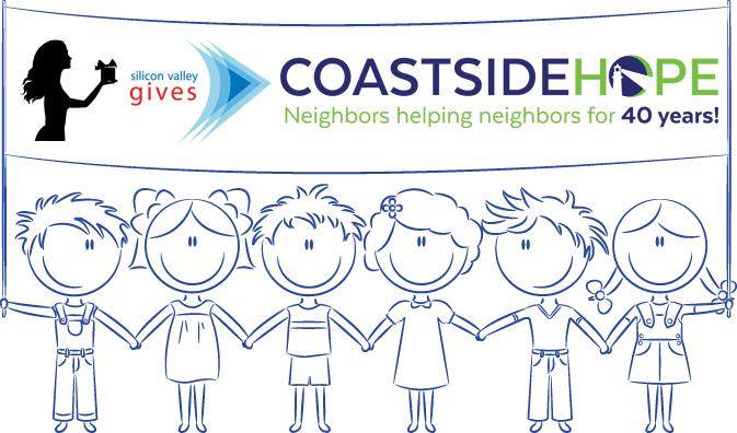 Coastside Hope SVGives Logo