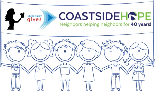 Coastside Hope SVGives Logo