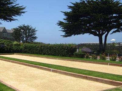 Seaside Bocce Courts image
