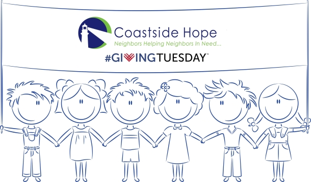 Coastside Hope Giving Tuesday Image