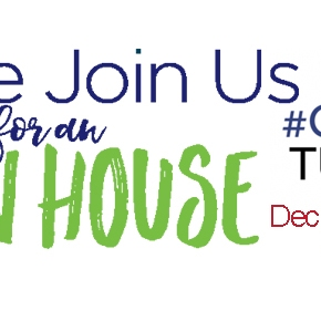 #GivingTuesday Open House