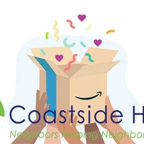 Check out Coastside Hope's Amazon WishList
